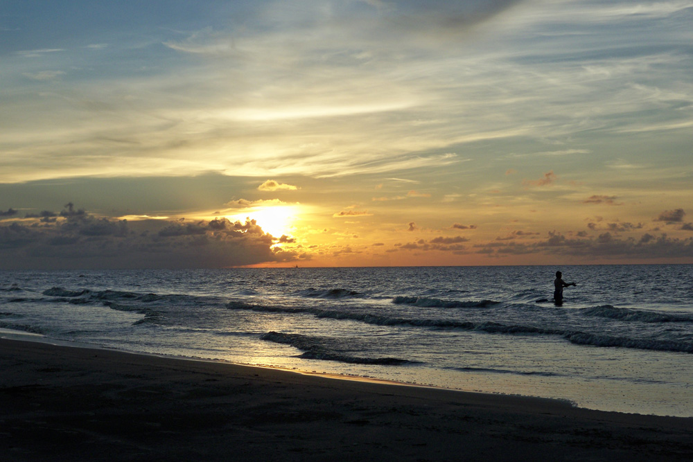 Grand Isle at Sunrise 8.21.10