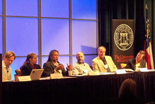 UGA Gulf Oil Spill Symposium - Scientific Synergies Panel