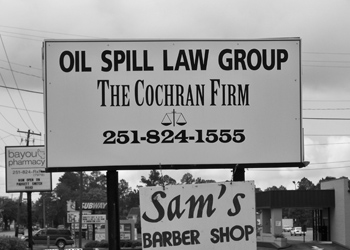 Oil Lawyer Bayou La Batre Alabama